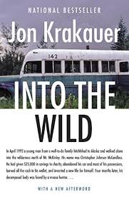 into the wild quotes page numbers and analysis hubpages into the wild