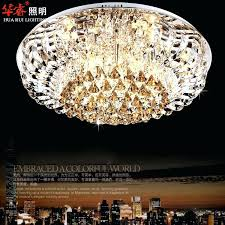 chandeliers flush crystal chandelier small flush mount crystal chandelier the lighting 4 light chrome