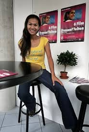 Parinya, charoenphol on the movie about her life Film The