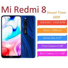 <b>XIAOMI Mi</b> Redmi 8 <b>Global Version</b> 6.22 Inch Dual Rear Camera ...