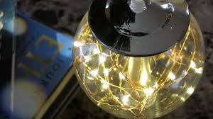 diy dollar tree led modern lamp light globe
