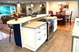 kitchen islands with range kitchen island with range kitchen gorgeous best kitchen island with stove ideas