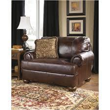 4200023 ashley furniture axiom walnut living room living room chair