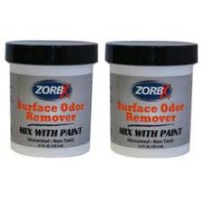 surface odor remover paint additive 2 jars