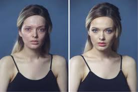 ugly to pretty makeup transformation you em ford you look disgusting