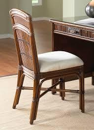 rattan office chair. tahiti rattan u0026 bamboo desk chair office