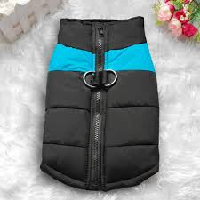 Winter <b>Dog Clothes for</b> Large Dogs <b>Warm</b> Padded Waterproof ...