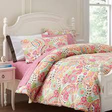 paisley pop duvet cover pillowcases