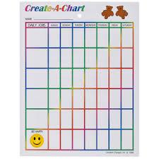 Create A Chart Chore Chart Hobby Lobby 520361
