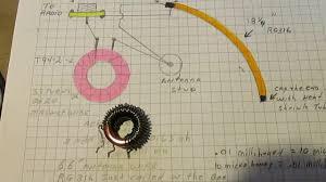 Efhw Antenna Design Par 40m Efhw Antenna Disected By Edward Vignati