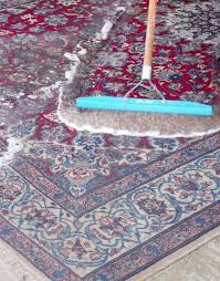 how to clean wool area rug