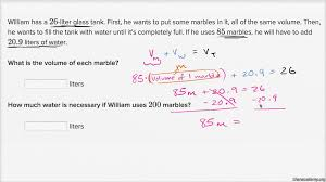 worksheet writing linear equations for real life problems