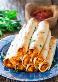 en taco taquitos these yummy en taquitos are baked but still cheesy and loaded with