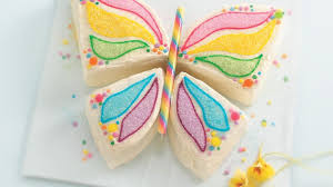 Butterfly Cake Recipe Bettycrockercom