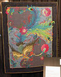 BERNINA and More From International Quilt Festival in Houston, TX ... & Blog 50 Adamdwight.com