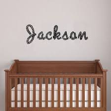 personalized rope letters children wall decals monogram kids name monogram wall decals wood