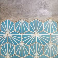 Best Geometric Tiles Ideas On Pinterest Modern Kitchen