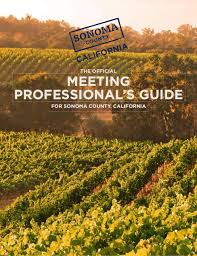 Sonoma County Activities Guide