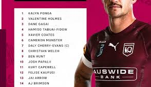 We did not find results for: State Of Origin Game 3 State Of Origin 2021 Daly Cherry Evans Qld Maroons Vs
