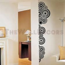 Small Picture Abstract Circles wall decal