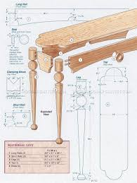 sofa table plans. Sofa Table Plans