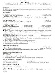 Pin By Ali Harris On Athletic Training Resume Sample Resume