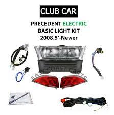 Club Car Precedent 2008 5 Up Electric Plug Go Light Kit