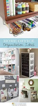 diy office organization 1 diy home office. Beautiful Home DIY Home Office Organizing Ideas Throughout Diy Organization 1 O