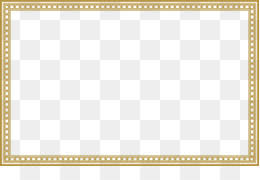 gold frame border png. PNG Gold Frame Border Png