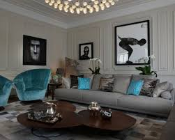 houzz living room furniture. Fascinating Living Room Ideas: Marvelous Grey And Teal Ideas Photos Houzz In Gray Furniture