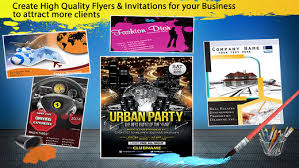Party Flyer Creator Party Flyer Maker App On Flyers Maker Ninja Turtletechrepairs