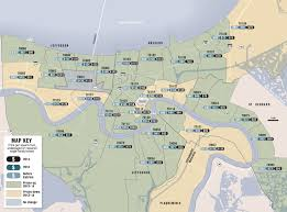 new orleans metro home prices continue to rise maps and charts