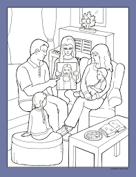 Small Picture LDSorg Friend Article Coloring Pages by Topic Baptism