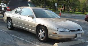 All Chevy 98 chevy monte carlo : 1994 Chevrolet Monte carlo – pictures, information and specs ...
