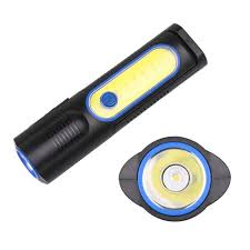 Lights Camera Action Nightcore Usb Rechargeable Cob Led Work Light Lamp Magnetic Rotatable Usb Flashlight Nightcore Flashlight Large Flashlight