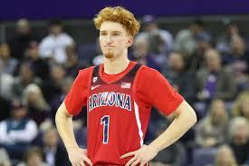 Arizona point guard Nico Mannion is ...