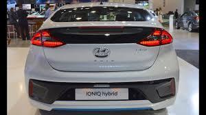 2018 Hyundai Ioniq Hybrid Facelift Sedan Hit Maruti & Toyota Check ...