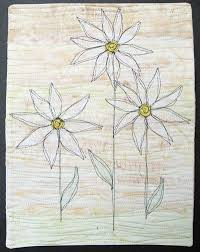 Lisa Ellis - Journal Quilts & Daisy Quilt Adamdwight.com