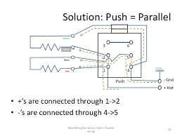 series parallel wiring diagram for 4 conductor humbucker pickups Parallel Pickup Wiring Parallel Pickup Wiring #85 series parallel pickup wiring