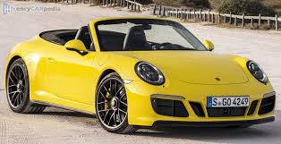 True to the gts porsche spirit, the new 911 gts models provide even greater performance and efficiency. Porsche 911 Carrera 4 Gts Cabriolet Tech Specs 991 Top Speed Power Acceleration Mpg All 2017 2019