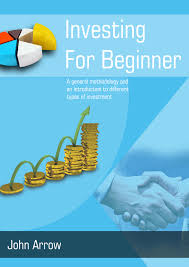 book cover page design investing for beginner book
