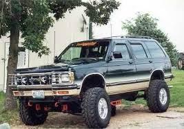 26 Blazer S10 Ideas Chevy S10 Chevy S10 Blazer