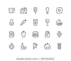 食べ物飲み物のイラスト素材画像ベクター画像 Shutterstock