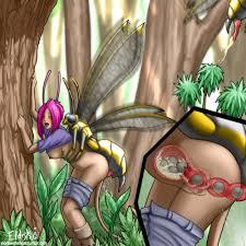 Hentai fairy vs giant