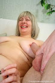 Middle aged women cum shots