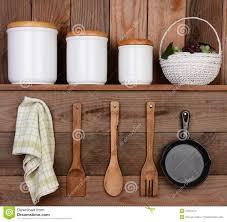 Rustic Cabin Kitchen Rustic Cabin Kitchen Stock Photography Image 8063962