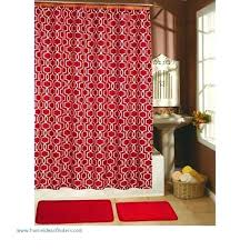 contemporary bathroom rugs sets paragon red piece shower curtain hook bath rug set contemporary bath rug