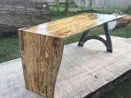 Home Design Center Shreveport La Custom Live Edge Furniture Shreveport La Bench Dog