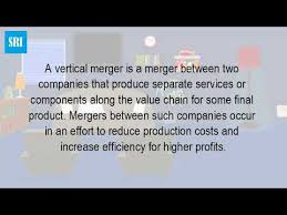 Vertical Merger Example What Is An Example Of A Vertical Merger Youtube