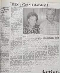 Charles and Ila Rodeback Lindon Grand Marshals 2003 - Newspapers.com